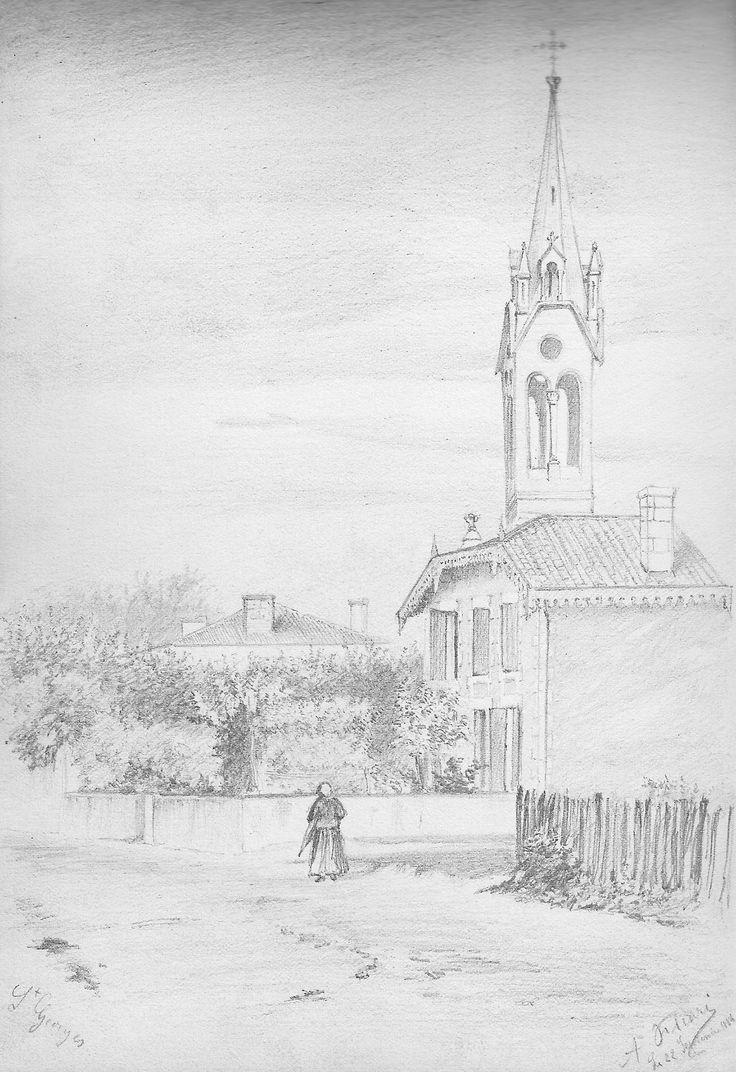 Eglise de Saint-Georges de Didonne 22 septembre 1884