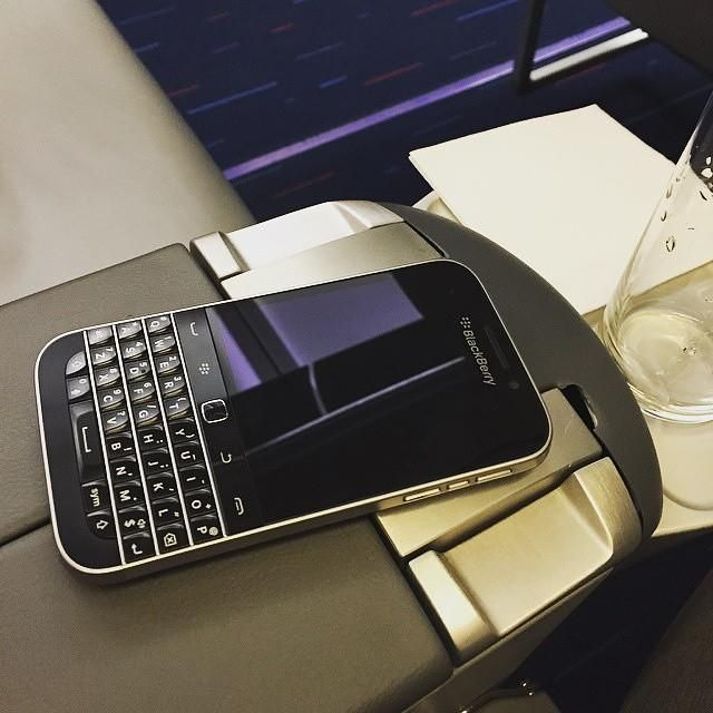 Blackberry Classic Smartphone , luxury , fashion