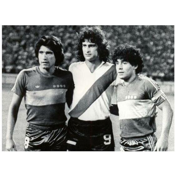#Maradona #Trobbiani #Kempes