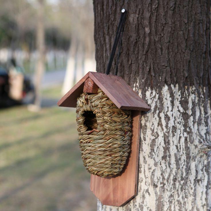 hummingbird houses for nesting Nesting Pocket Bird House