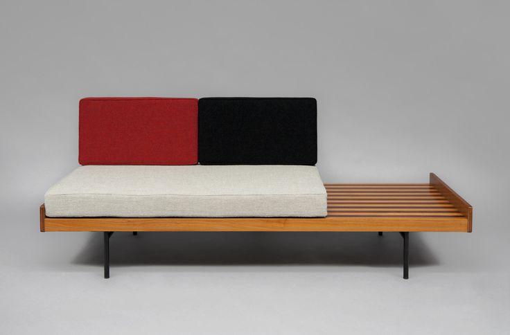 Industrial Design (for designers) - solomobiliario:   BANQUETA Nº 118 - PIERRE PAULIN,...