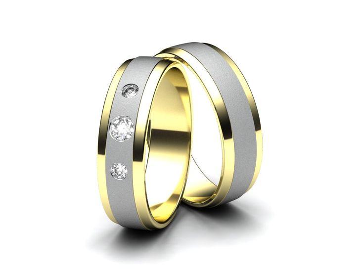 Snubní prsteny I5429  #aiola #wedding #rings
