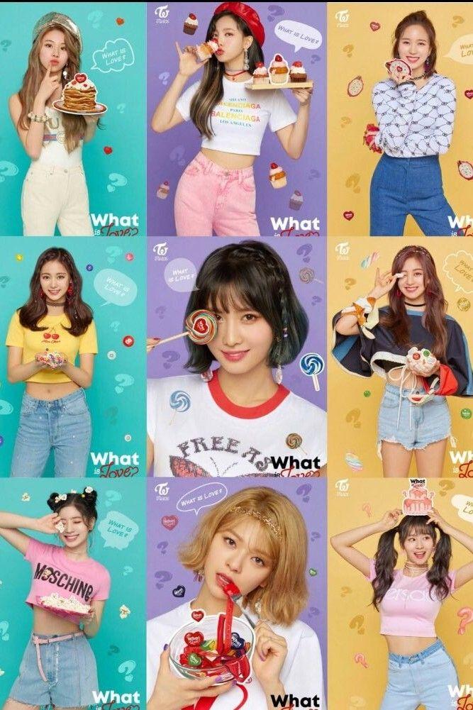 twice 5th mini album what is love twice in 2018 pinterest