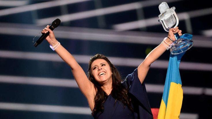 Last-Minute-Sieg |Die Ukraine gewinnt den Eurovision Song Contest - DER GEWINNER IST... - Musik - Bild.de