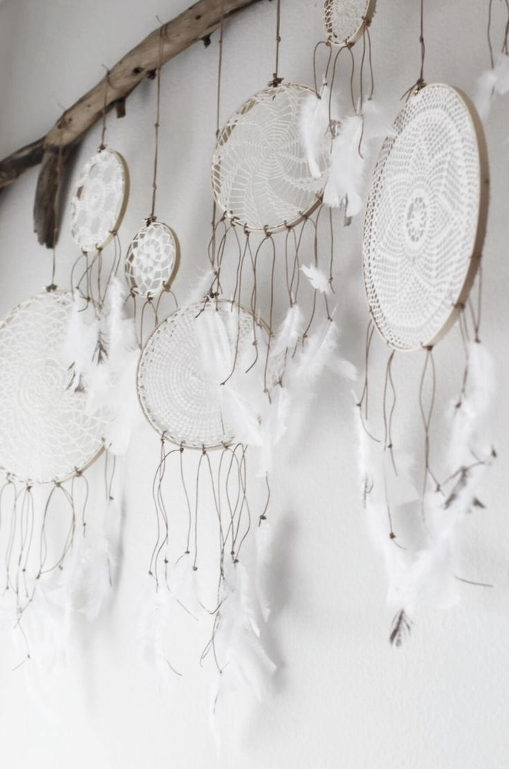 Dreamcatcher Home staging idea for wall decor living room