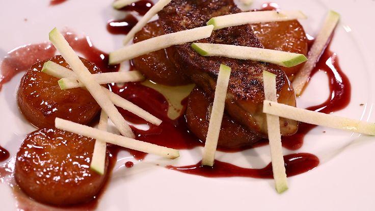 1000 id es propos de canard aux navets sur pinterest - Cuisiner un foie gras congele ...