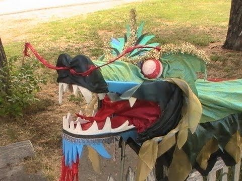 How to make a Chinese Dragon, My Crafts and DIY Projects