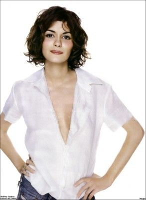 Audrey Tautou Poster Mousepad T Shirt Celebposter In
