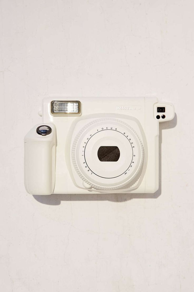 Fujifilm Instax Wide 300 Instant Camera in White