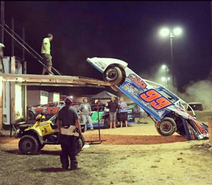 Best Racing Images On Pinterest Dirt Track Racing Race