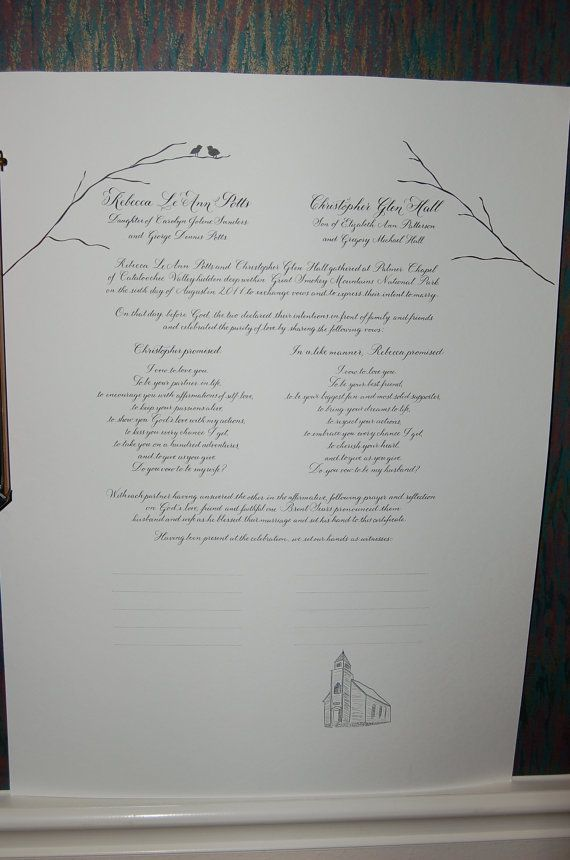 36 best marriage contract images on Pinterest Wedding - marriage contract