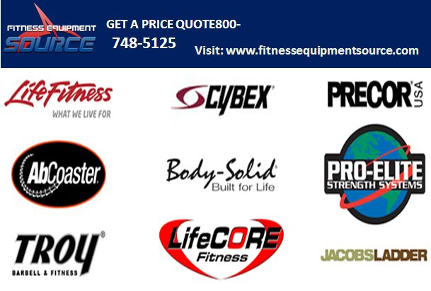If you are looking for purchase commercial quality fitness equipment and tools for your business or home gym? We offer a wide range of brand name products including, Treadmills ($1,200+), Ellipticals ($1,500+). For more: http://www.fitnessequipmentsource.com/