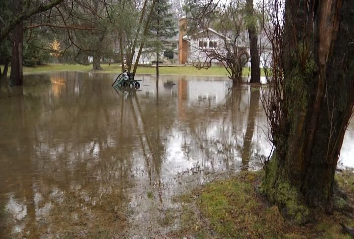 Chippewa River Flooding Causing Issues For Many