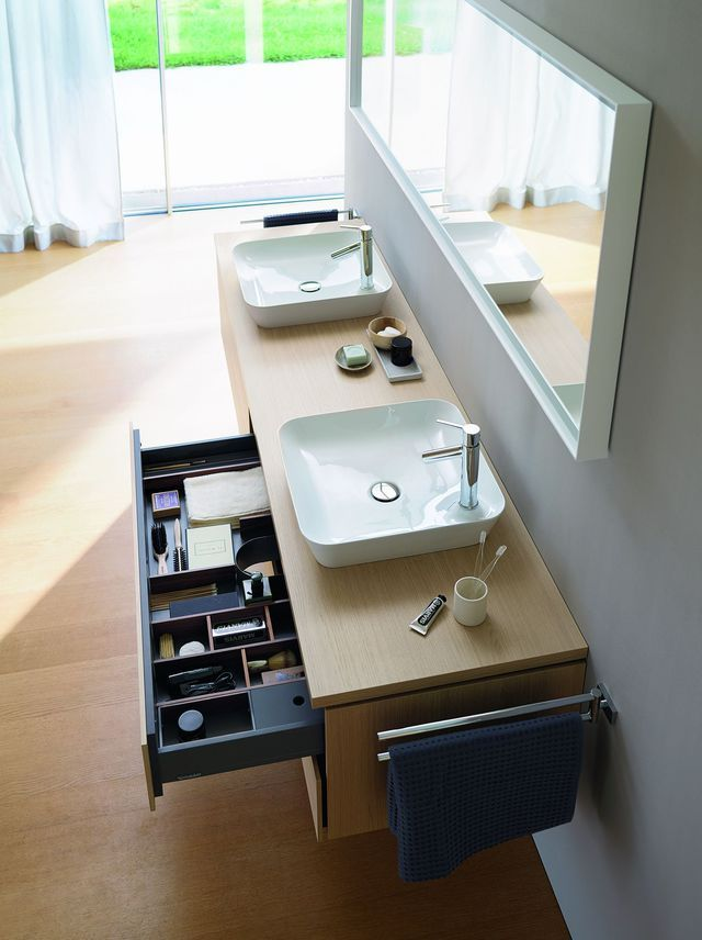 Les 25 Meilleures Idées De La Catégorie Meuble Double Vasque Sur