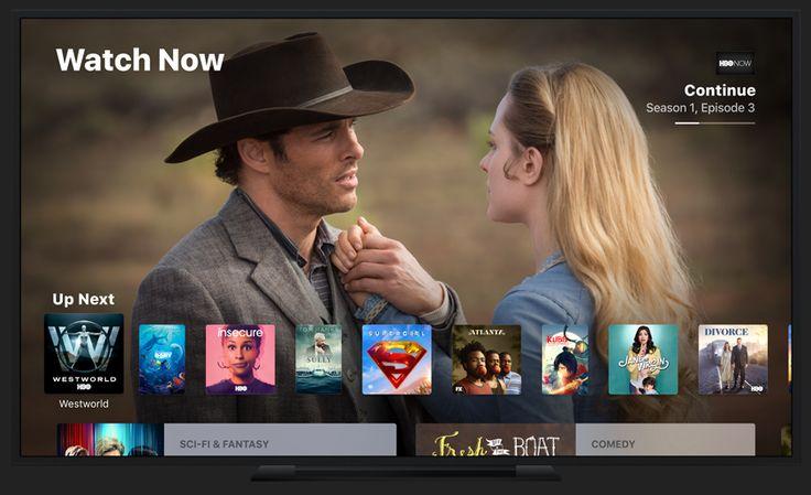 Apple empieza a integrar el contenido de Netflix en su aplicación TV
