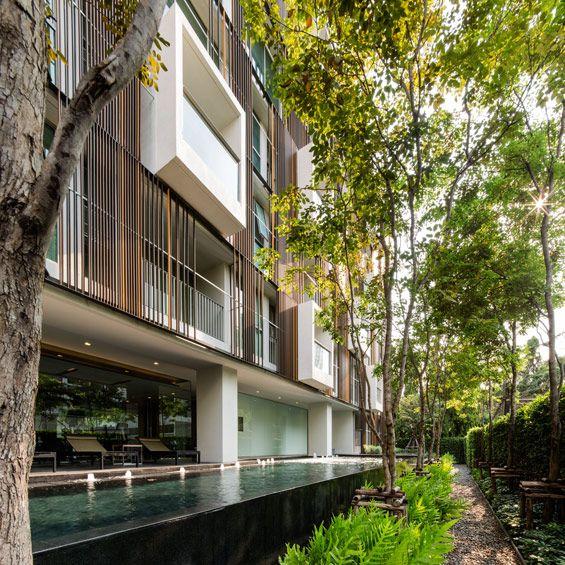 VIA 31 | Bangkok Thailand | Shma Landscape Architect  Shma Company Limited | CITY SCAPES ...
