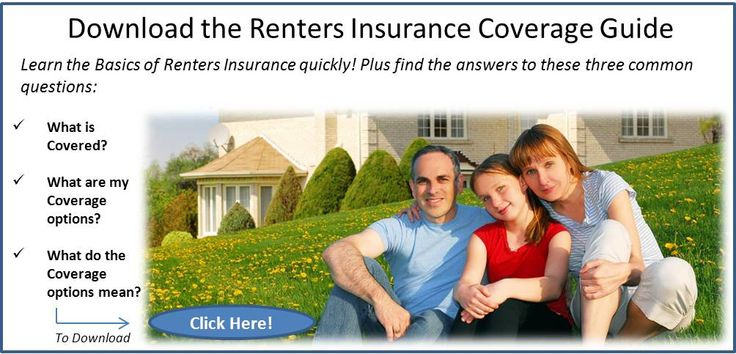 The cost of renters insurance for renting an apartment