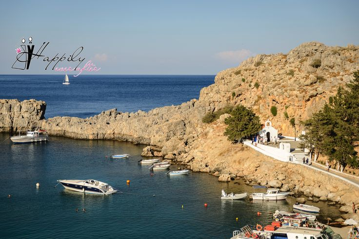 St. Pauls's Chapel, Lindos. Happily Ever After - #Weddings in #Lindos