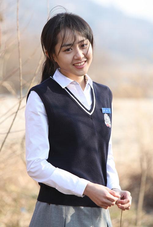 moon geun young.. From Cinderellas sister?
