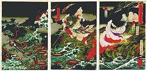 Yamata no Orochi - Wikipedia, the free encyclopedia