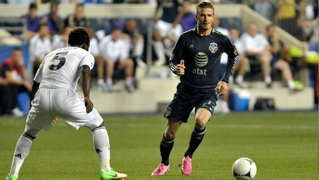 MLS Cup to be David Beckham's final match with Galaxy 11/20/12