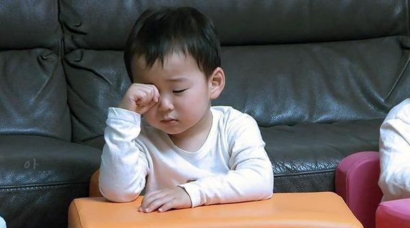 Don't cry minguk | The Return Superman