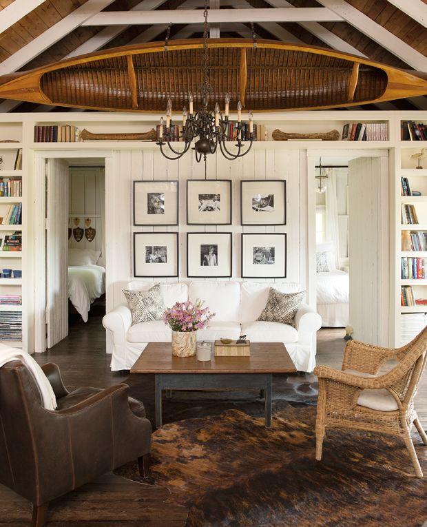 Rustic Cottage Living Room 1181 best sitting room images on pinterest | sitting rooms, living