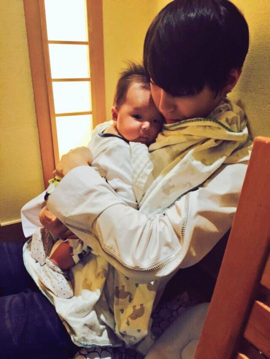 Uncle Leo and Minyul