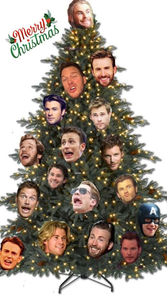 Where's  chris pine-tree