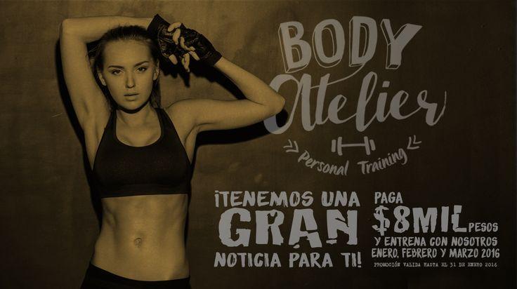 Aprovecha las promociones que tenemos para ti en Body Atelier! www.goumedical.com