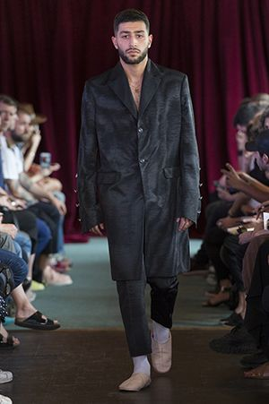 Y/PROJECT HOMME SS17 LOOK 24
