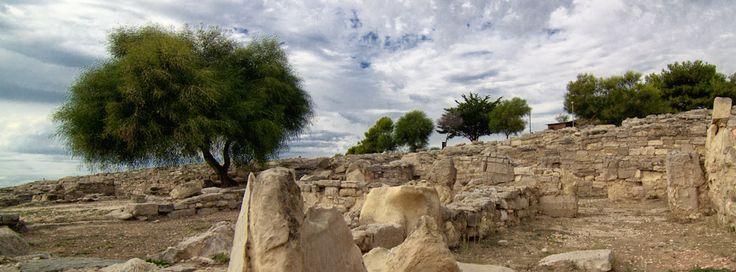 Эраклеа Миноа — древнегреческий театр
