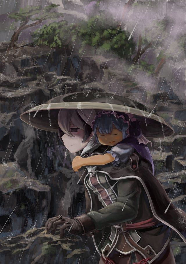 Pin By Mauro Urbinati On Made In Abyss Fanart In 2020 Abyss Anime Good Manga Anime