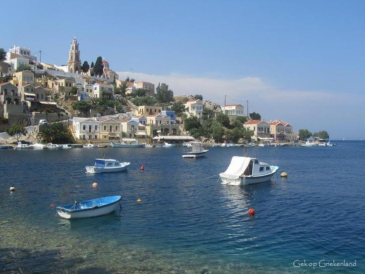 Simi Greece - Gek op Griekenland