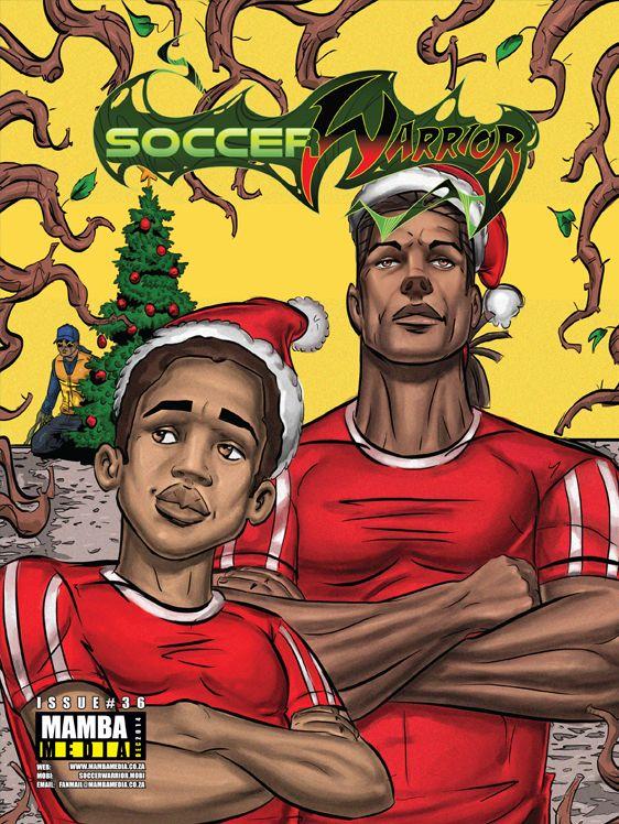 Soccer Warrior December cover