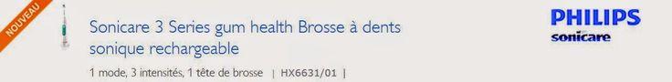 Mon blog parmi tant d'autres... Lechatmorpheus: Test brosse à dent électrique Philips Sonicare Ser...