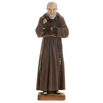 Padre Pio vetroresina 60 cm | vendita online su HOLYART