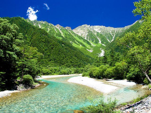 kamikouchi,Nagano,Japan.  長野県 上高地