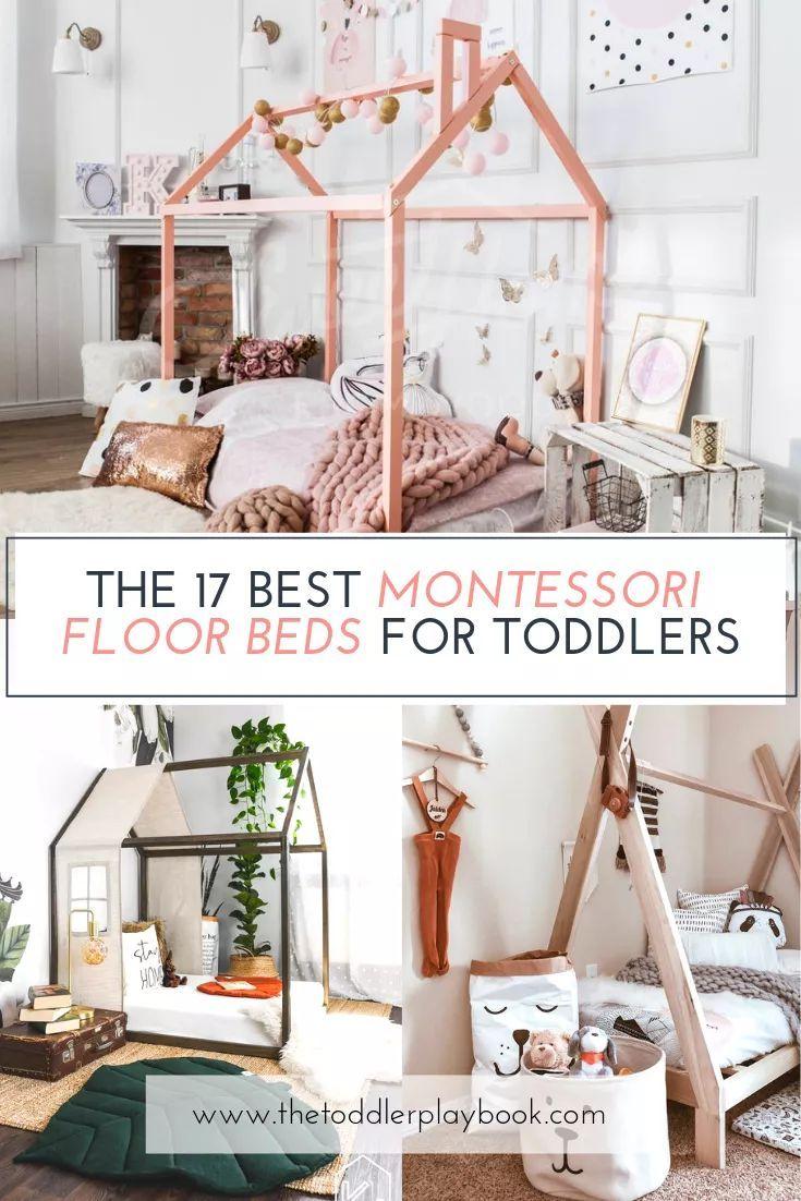 The Best Montessori Floor Beds For Toddlers Toddler Floor Bed