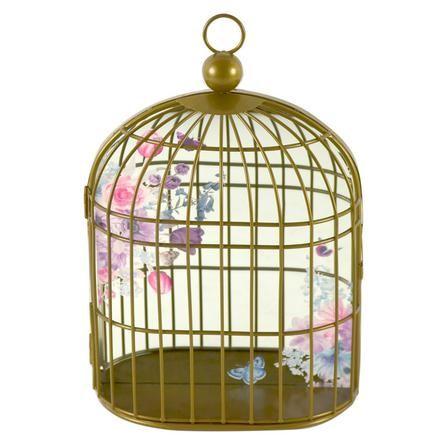 Flora and Fauna Collection Birdcage Mirror #Dunelm #Decor #Home #Birds