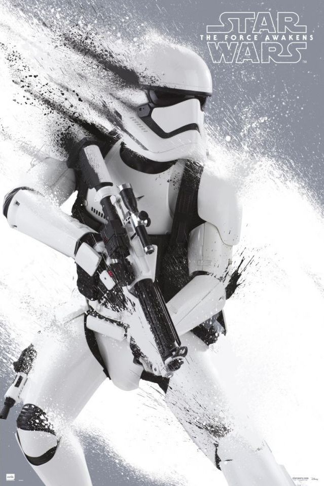 Always Star Wars, Stormtroopers of the First Order