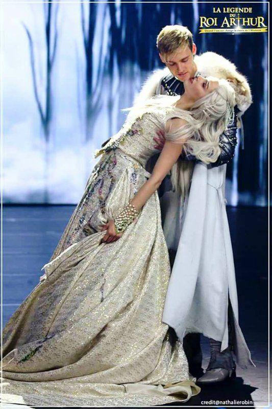 Guenièvre et Lancelot du Lac (Camille Lou et Charlie Boisseau) - La Légende Du Roi Arthur