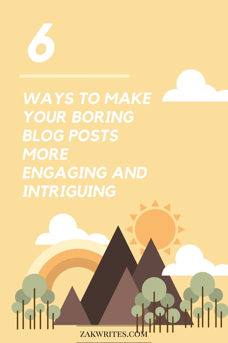 Fancy headers, catchy designs and high backlink profile mean absolutely nothing if you don't have content that grips people and encourages them to take action. In this article, we examine a list of writing and blogging techniques that result in engaging content.