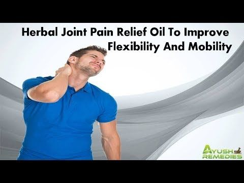 You can find herbal joint pain relief oil at http://www.ayushremedies.com/herbal-joint-and-muscle-pain-relief-oil.htm  Dear friend, in this video we are going to discuss about herbal joint pain relief oil. Rumacure is the most effective herbal joint pain relief oil to improve flexibility and mobility in a safe and healthy manner.  Facebook : https://www.facebook.com/ayush.remedies Twitter : https://twitter.com/ayushremedies Google+ : https://plus.google.com/+AyushRemedies  Herbal Joint Pain…