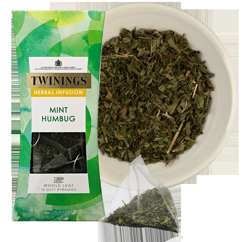 £4.29 Twinings Mint Humbug Tea available to buy from the Twinings online Tea Shop