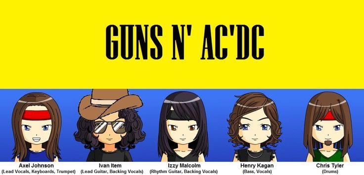 Guns N AcDc