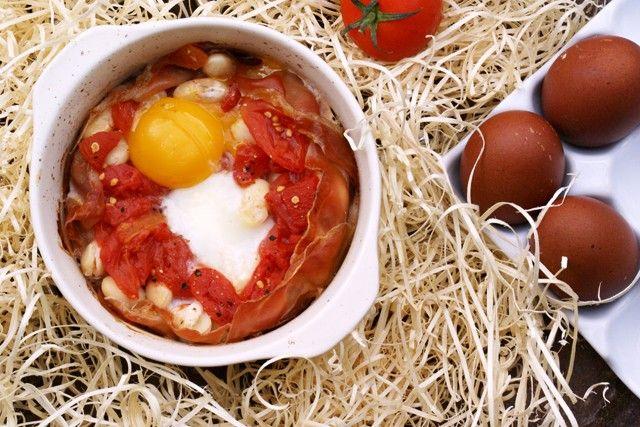 Baked-Eggs