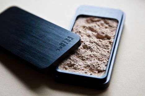 Primal Skin makeup collection designed for men ~ by Annemiek van der Beek #design #makeup