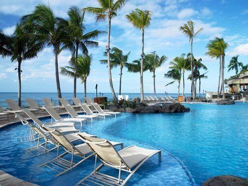 Sheraton Waikiki, Honolulu, Hawaii