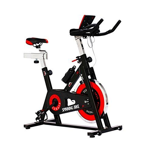 awesome SG-Bicicleta spinning SG24 regulable de 24 kg de disco de inercia
